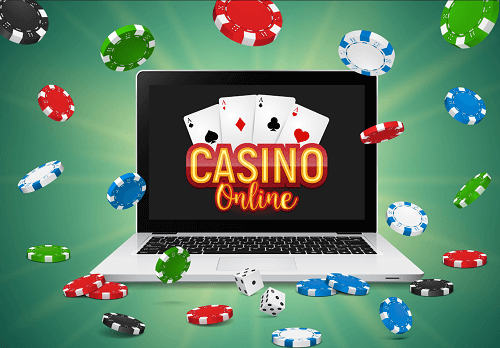 Online Casino Games with Bitcoins